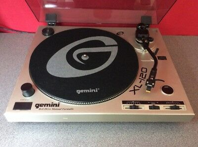Gemini XL-120 Turntable In Very Good Condition