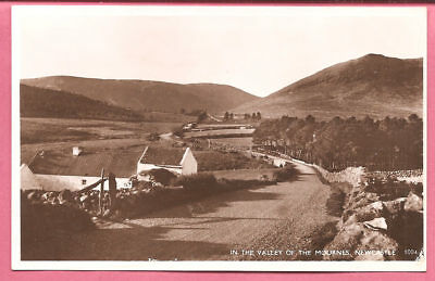 In the Valley of the Mournes, Newcastle, Co. Down, Northern Ireland postcard RP.