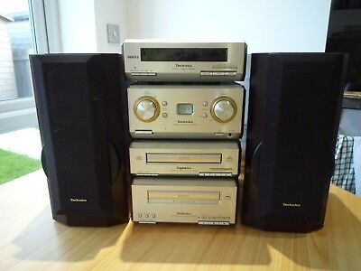 Technics Sc- Hd550 Music Centre