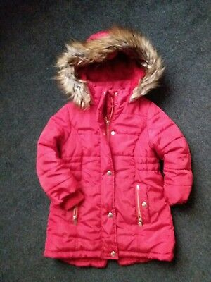 girls winter coat 3-4 years