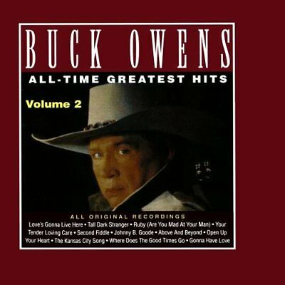 Owens,Buck-Greatest Hits 2  (Us Import)  Cd New