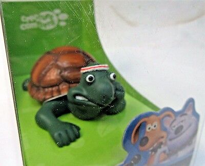 FRANK THE TORTOISE Aardman Creature Comforts resin animation figure MINT in box