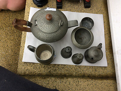 For  Crafts Jewellery Making Good Quantity Of Scrap Pewter 1840 Grams