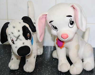 101 dalmatian dogs disney plush figure toy
