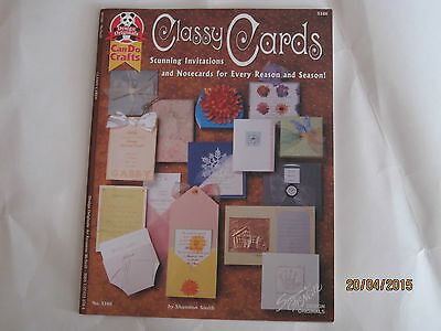 Idea Book - Classy Cards/Stunning Invitations & Notecards by S. Smith w2