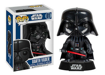 Funko Pop Star Wars Darth Vader Licensed Vinyl Action Figure Collectible Toy
