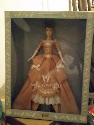 Barbie collection Wedgwood rose NUOVA IN BOX NRFB Mattel 2000