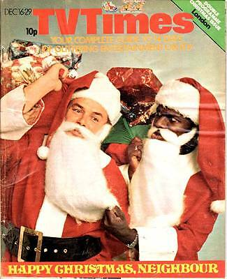 Tv Times  / 1956-1994 Christmas Issues   Dvd Rom Collection