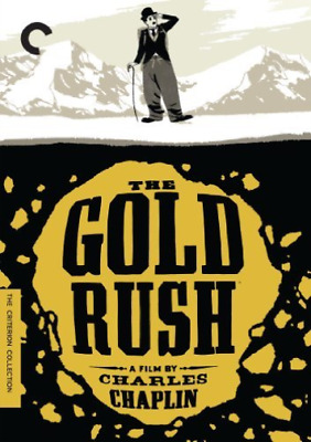 Chaplin,charlie-Gold Rush  (Us Import)  Dvd New