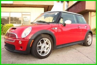 2005 Mini Cooper S ONE OWNER SUPERCHARGED FLORIDA NO RESERVE! 2005 MINI COOPER S AUTO SUPERCHARGED ONE OWNER FLORIDA CARFAX NO RESERVE!