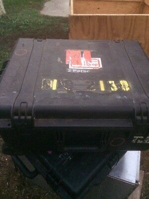Harding Storm Travel Case With Wheels & Handle Chest 22 x 17 x 10.5