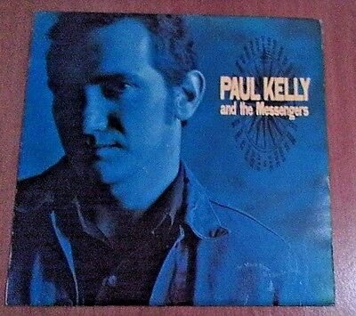 1989. Paul Kelly and the Messengers So Much Water So Close To Home LP