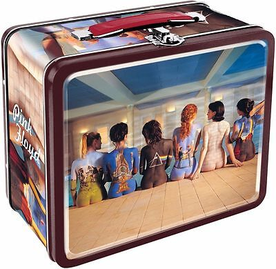 Pink Floyd Tin Lunch Box Brand New Standard Size Authentic