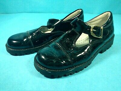 lc Vintage Girls Shoes Hanna Anderson Made in Spain Black Size 31 Petit Shoes