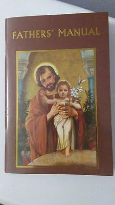 Father's Manual Edited By Bart Tesorieno, 1991 (a Catholic guide for fathers)