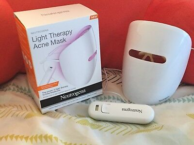 UNLIMITED USE -  Neutrogena Acne Clearing Light Activator With Mask-All Natural