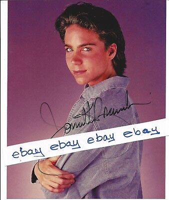 ULTRA-RARE!  Authentic hand signed autograph autographed Jonathan Brandis photo