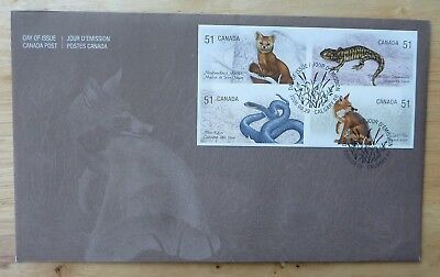 Canada 2006 Endangered Species  FDC