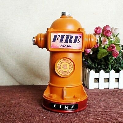 Exquisite Creative Resin Hydrant Piggy Bank SMS3380220 XY181