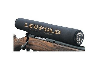 Leupold Neoprene scope cover rifle dust dirt soft water resistant Large L 53576