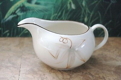 Winfield Hand Crafted China - PASSION FLOWER - U.S.A. - Creamer