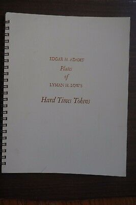 1980 Hard Times Tokens of Lyman H. Low by Edgar H. Adams