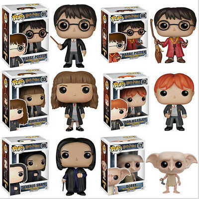 Funko Pop Harry Potter Movies Quidditch Vinyl Action Figure Collectible Toy Gift