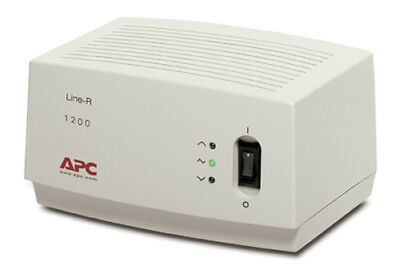 Ap Line-R 1200Va Automatic Voltage Regulator, 2Yr Wty