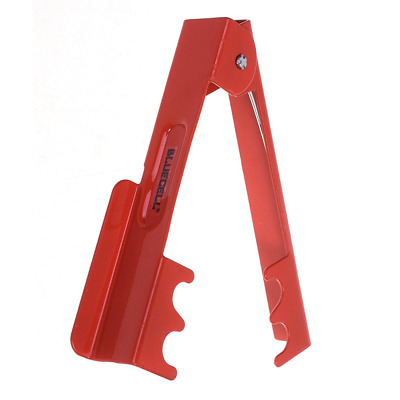 BCP Thorn and Leaf Stripper Stripping Tool (red)