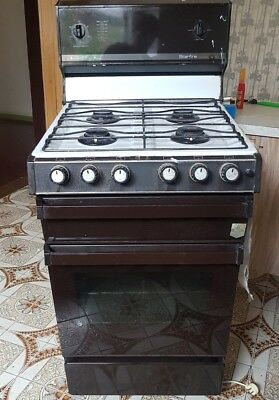 freestanding oven gas chef