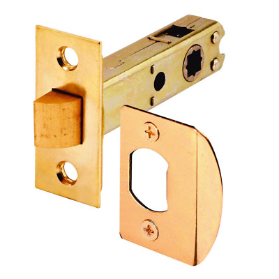 Prime-Line Products E 2281 Passage Door Latch, 9/32 in. & 5/16 in. Square Drive,