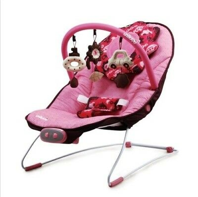 Baby/Infant Rocker/Bouncer Music Newborn to Toddler Portable Rocker