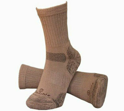 One Pair Nwt Coolmax Pro Outdoor Hiker Sock 360