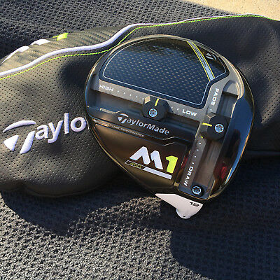 TaylorMade M1 (2017) 460 12* Driver HEAD ONLY (K serial)