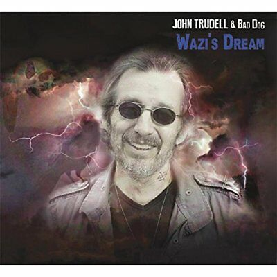 John Trudell - Wazi's Dream CD  NEW