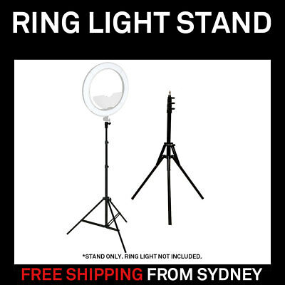 Dimmable Ring Light Collapsible Portable Light Stand