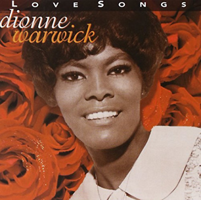 Dionne Warwick-Love Songs  (US IMPORT)  CD NEW