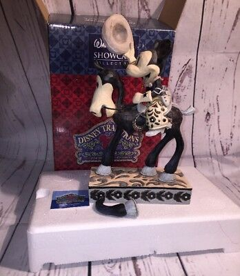 Jim Shore Disney Traditions Howdy Pardner Enesco Mickey Mouse—Broken Leg