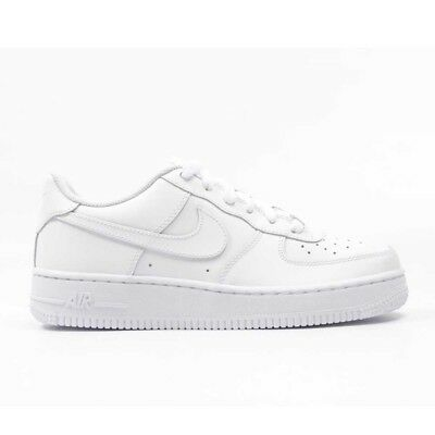 Scarpe Nike Air Force 1 Low (Gs) Bianche A/i 2017 314192-117