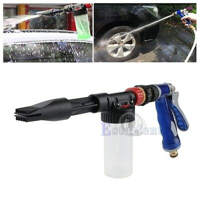Multifunctional Foam Water Car Wash Spray Gun Cleaning Hose Pipe 100ML 【AU】