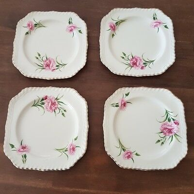 Vintage sandwich plates made by Johnson Bros made in England