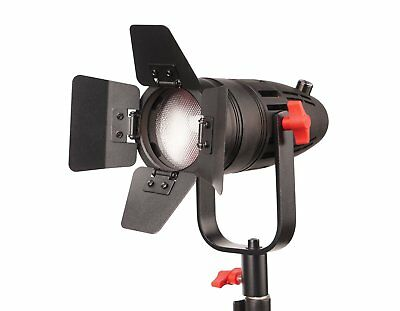 1 Pc CAME-TV Boltzen 30w Fresnel Fanless Focusable Led Daylight