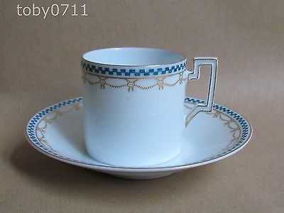THOMAS CHINA 5515 SET OF 6 DEMI TASSE COFFEE CUPS & SAUCERS (Ref2353)