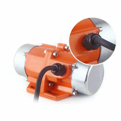New AC110V 30W-100W 50/60HZ Cast Vibrating Vibrator Motor 3600/3000 rpm/min