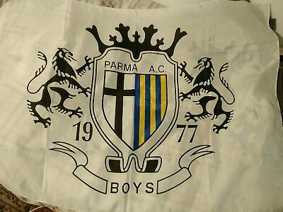 Bandiera ultras Boys Parma