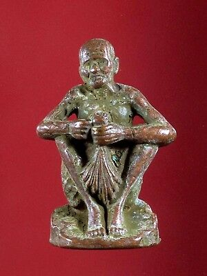 thai buddha amulet old Statue buddha LP suang The maestro magical
