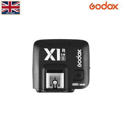UK Godox X1R-S 2.4G Wireless Receiver for X1T-S Trigger Transmitter for Sony