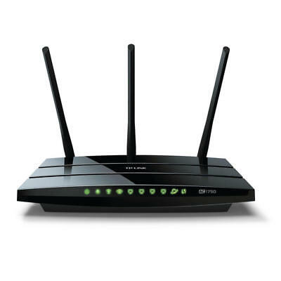 Router Wireless Dual Tp-Link Ac1750 Archer C7
