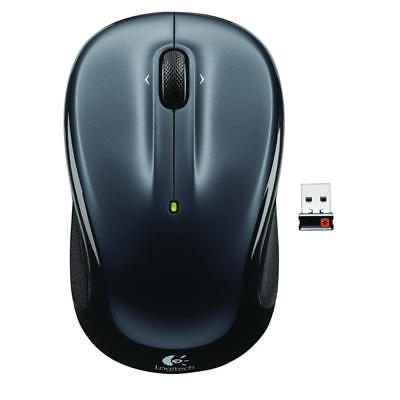 Ratón Optico LOGITECH M325 WIRELESS GRIS OSCURO