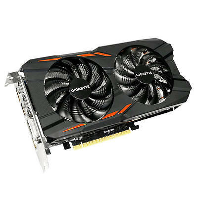 Gráfica GIGABYTE GTX 1050 WINDFORCE OC 2GD